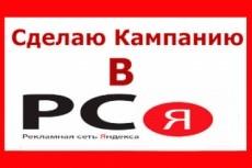 Руководства по созданию поисковой рекламы и РСЯ 17 - kwork.ru