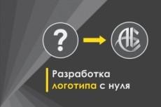Придумаю и нарисую логотип компании 27 - kwork.ru
