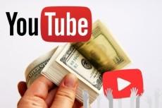 2000 реальных Youtube просмотров с гарантией 8 - kwork.ru