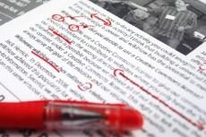 Исправлю орфографические и пунктуационные ошибки в тексте 18 - kwork.ru