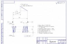 Сделаю модель в solidworks или NX, Компас 3D 40 - kwork.ru
