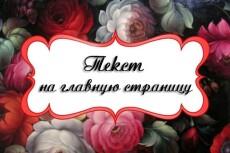 Напишу продающий текст 5 - kwork.ru