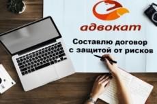 Составлю иск в суд общей юрисдикции, арбитраж, отзыв на иск 16 - kwork.ru