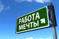 Отредактирую ваше резюме 8 - kwork.ru