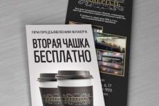 Дизайн буклета, лифлета или брошюры 16 - kwork.ru