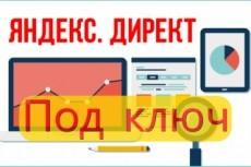 Реклама в Яндекс Директ под ключ 23 - kwork.ru