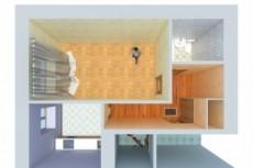Создам план в 3D 23 - kwork.ru