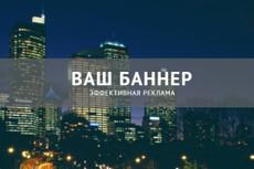 3000 показов баннера живой аудитории 18 - kwork.ru