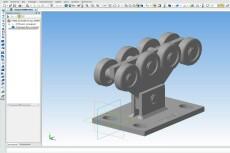 Модель для 3D принтера и станка с ЧПУ 13 - kwork.ru