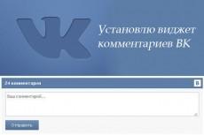 Установлю на сайт виджет 12 - kwork.ru