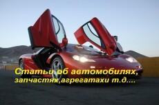 Напишу грамотный текст для сайта - опыт более 5 лет 5 - kwork.ru