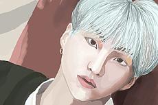 Нарисую в своём стиле портрет для стикера, баннера в Вк, или аватарки 15 - kwork.ru
