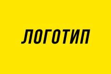 Сделаю оригинальный логотип 37 - kwork.ru
