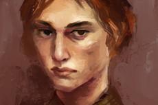3 уникальных стикера с вами или любым персонажем в моем стиле 38 - kwork.ru
