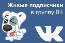Социальные сети 33 - kwork.ru