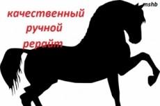 Напишу любой текст 6 - kwork.ru