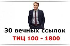 проставлю вечные ссылки С топовых ресурсов С ТИЦ ОТ +1000 до +20 000 5 - kwork.ru