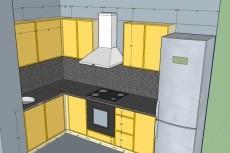 Изготовлю проект корпусной мебели 50 - kwork.ru