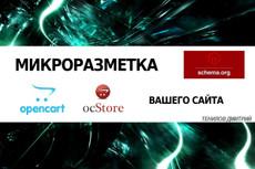 Микроразметка для сайта 13 - kwork.ru