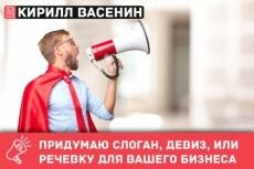 Нейминг и брендинг 29 - kwork.ru