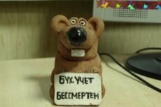 Заполнение нулевой налоговой отчетности для ООО и ИП 11 - kwork.ru