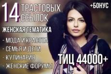 Ручное размещение 40 ссылок на форумах + Бонус 12 - kwork.ru