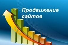 Зарегистрирую и прогоню сайт в каталогах и рейтингах сайтов 7 - kwork.ru