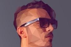 Ваш портрет в стиле Comic Book 7 - kwork.ru