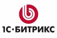 Работаю с 1c Bitrix 10 - kwork.ru
