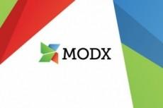 Качественно подправить сайт на Modx evo 16 - kwork.ru