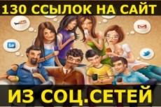 Настройка Яндекс.Директ, РСЯ. Лидогенерация с оплатой за лида 9 - kwork.ru