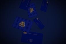 Сделаю красивую визитку 223 - kwork.ru