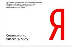 Настройка аккаунта в Яндекс Директе 19 - kwork.ru