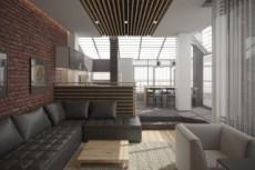 Выполню дизайн интерьера, визуализацию вашего интерьера 27 - kwork.ru
