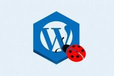 Перенос сайта на другой хостинг - WordPress 25 - kwork.ru