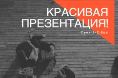 Крутые бизнес презентации 102 - kwork.ru