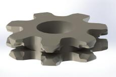 Модель для 3D принтера и станка с ЧПУ 11 - kwork.ru
