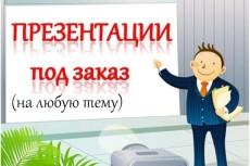 Качественная верстка PSD макета 5 - kwork.ru