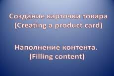 Наполню интернет-магазин товаром Opencart 31 - kwork.ru