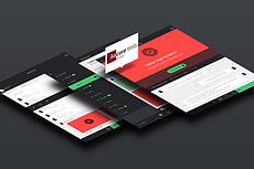 Дизайн, макет для Вашего сайта 7 - kwork.ru