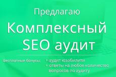 Консультация по продвижению сайта (SEO) 20 - kwork.ru
