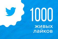 300 публикаций вашего поста в твиттере 2 - kwork.ru