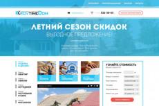 Лендинг Пейдж с продающим текстом 6 - kwork.ru