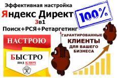 Аудит и корректировка рекламных кампаний в Яндекс Директ 28 - kwork.ru