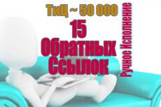Сделаю 5000 Вечных обратных ссылок с комментариями в блогах 17 - kwork.ru
