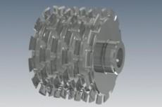 Перегоню 3D модель DWG в PDF 3D 15 - kwork.ru