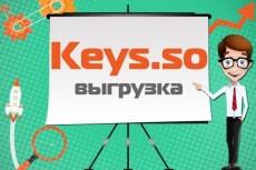Составлю семантическое ядро для различных тематик 18 - kwork.ru