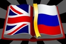 Сделаю перевод текстов 22 - kwork.ru