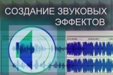 Дикторское и актёрское озвучивание 3 - kwork.ru