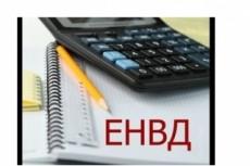 Заполнение заявления для регистрации ИП 21 - kwork.ru